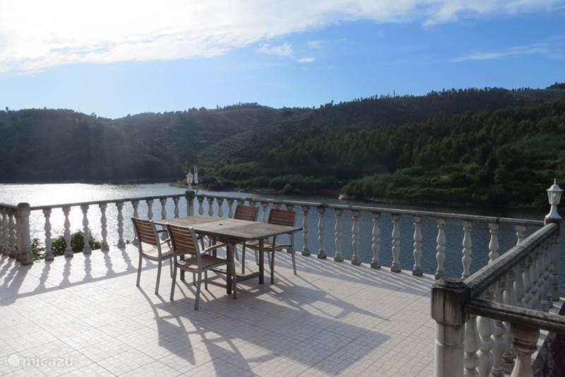 Vakantiehuis Portugal, Beiras, Póvoa de Midões Vakantiehuis Retiro no Rio, Balsamina
