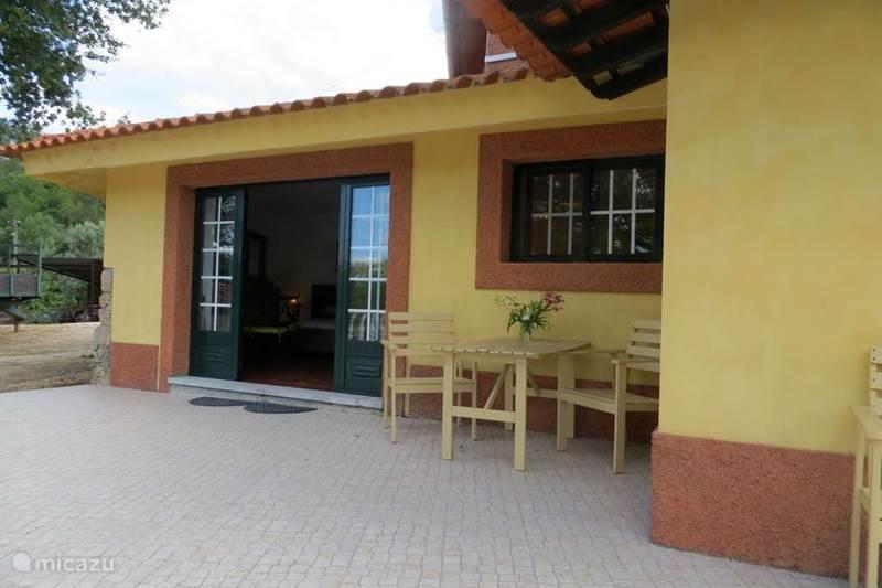 Vakantiehuis Portugal, Beiras, Póvoa de Midões Studio Casa Canela, Retiro no Rio