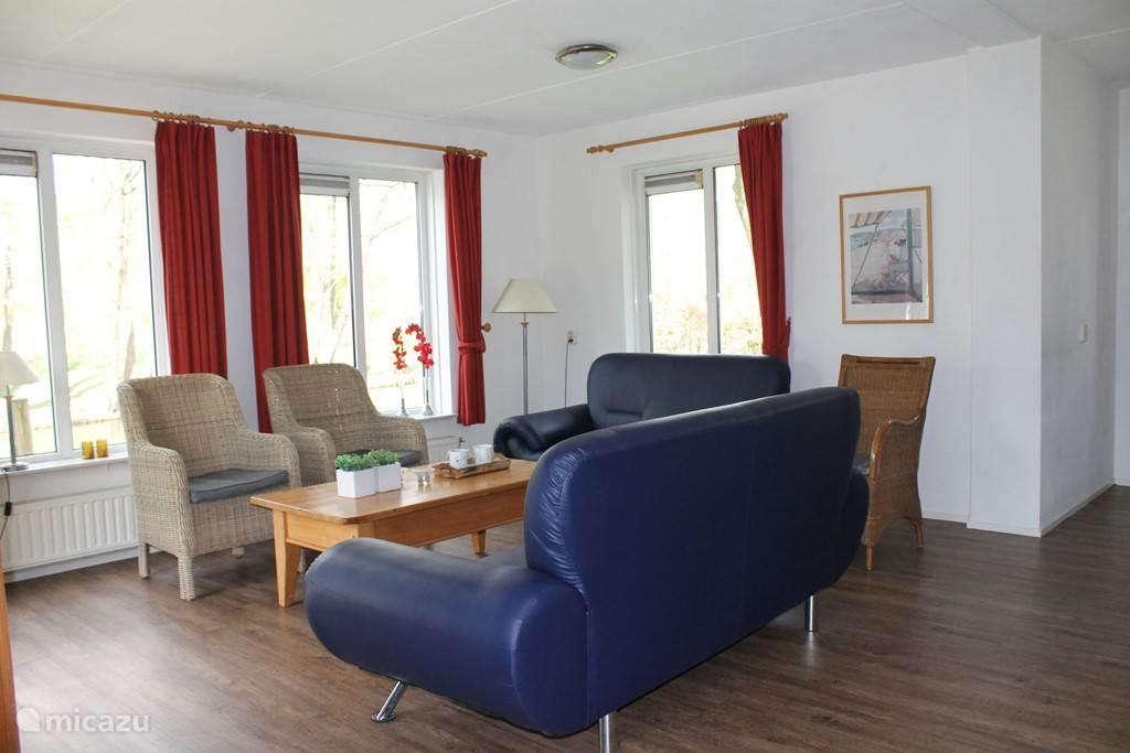 Vakantiehuis Nederland, Drenthe, Westerbork Vakantiehuis Formosuslucus