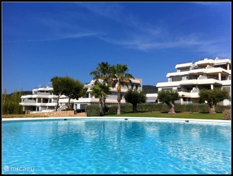 Duiken / snorkelen, Spanje, Ibiza, Cala Tarida, appartement ROMI