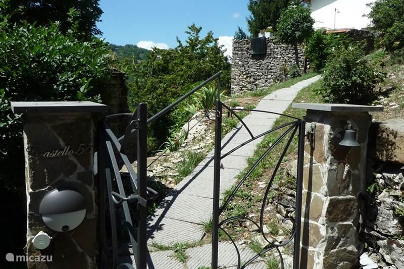 Vakantiehuis Italië, Emilia-Romagna, Borgo Val di Taro (Parma) Vakantiehuis Castello55