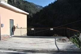 Prive parkeerplaats