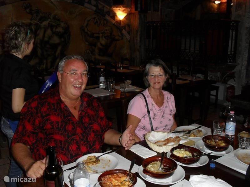 Helen & Richard Sajet