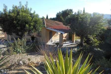 Ferienwohnung Spanien, Costa Blanca, Jalón villa Villa Jardin
