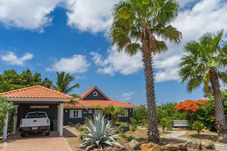 Vacation rental Curaçao, Banda Abou (West), Coral Estate, Rif St.Marie villa The Shades