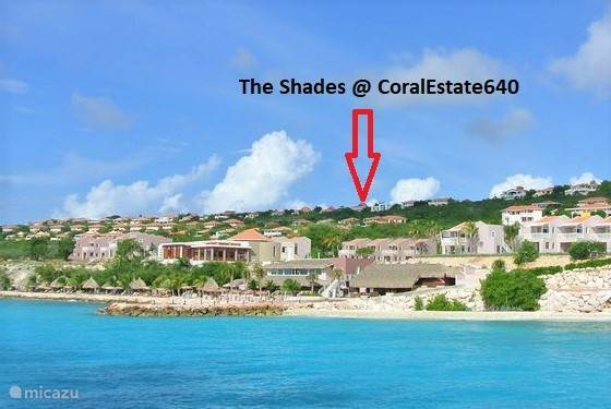 Vacation rental Curaçao, Banda Abou (West), Coral-Estate Rif St.marie Villa The Shades