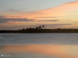 de geweldige zonsondergangen van brazilie