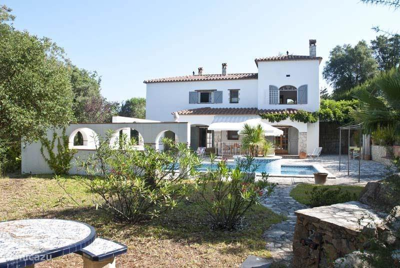 Vakantiehuis Spanje, Costa Brava, Calonge Villa Solvina