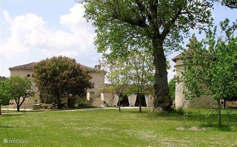 Vakantiehuis Frankrijk, Lot, Fontanes - gîte / cottage Domaine de L'Isle Basse