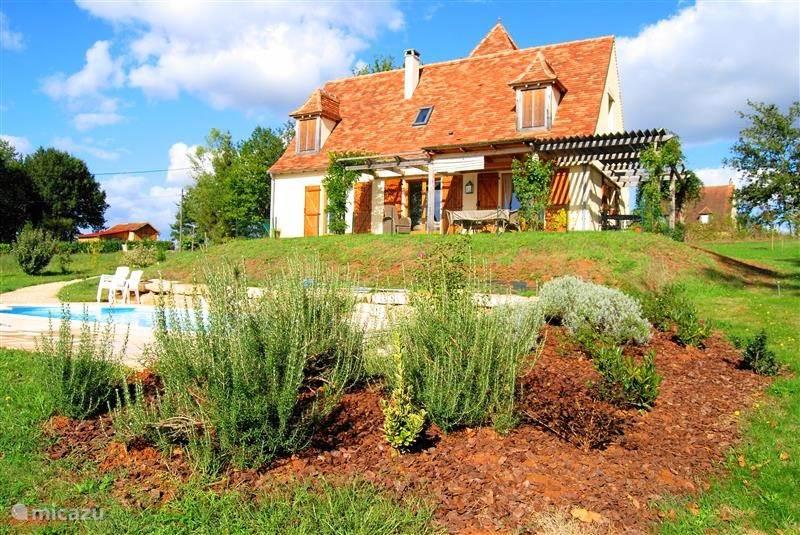 Vakantiehuis Frankrijk, Dordogne, Sagelat Vakantiehuis Pechelat