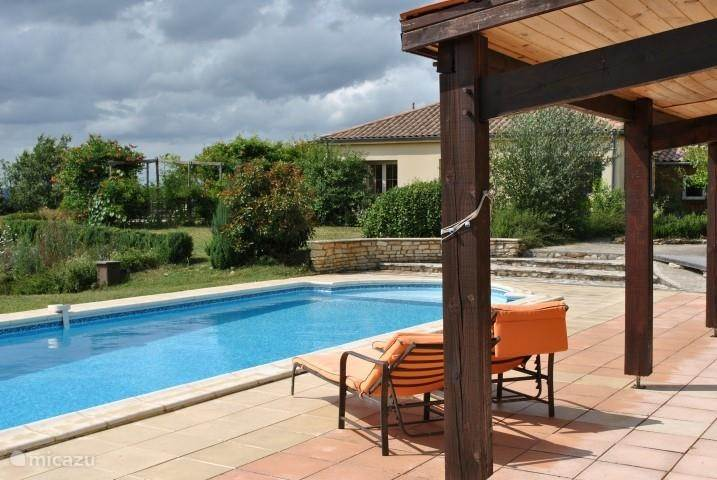 Vacation rental France, Dordogne, Dégagnac holiday house Claudette