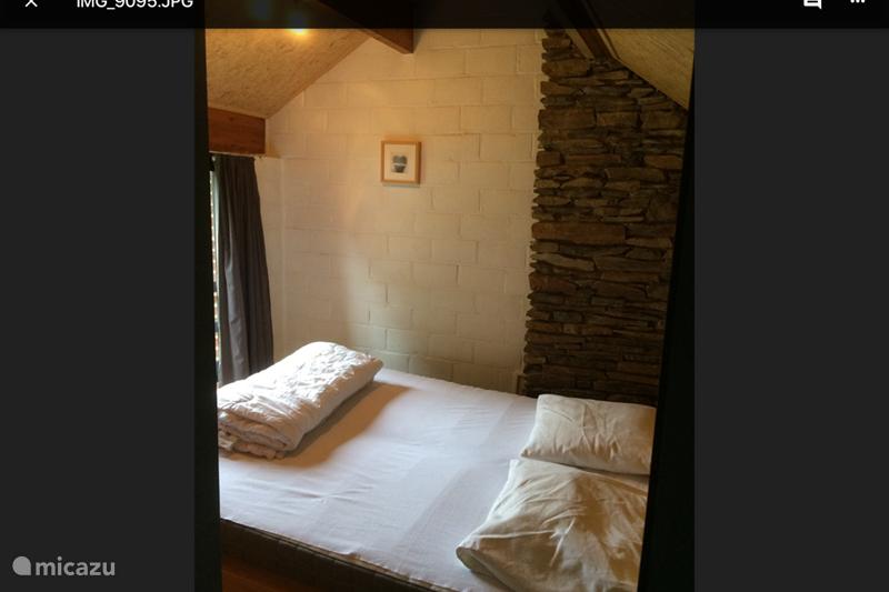 Vakantiehuis België, Ardennen, Blaimont Bungalow Vakantiehuisje in Domaine du Bonsoy