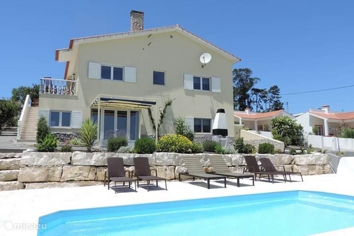 Vakantiehuis Portugal, Costa de Prata, Junqueira - vakantiehuis Casa Limão Vista