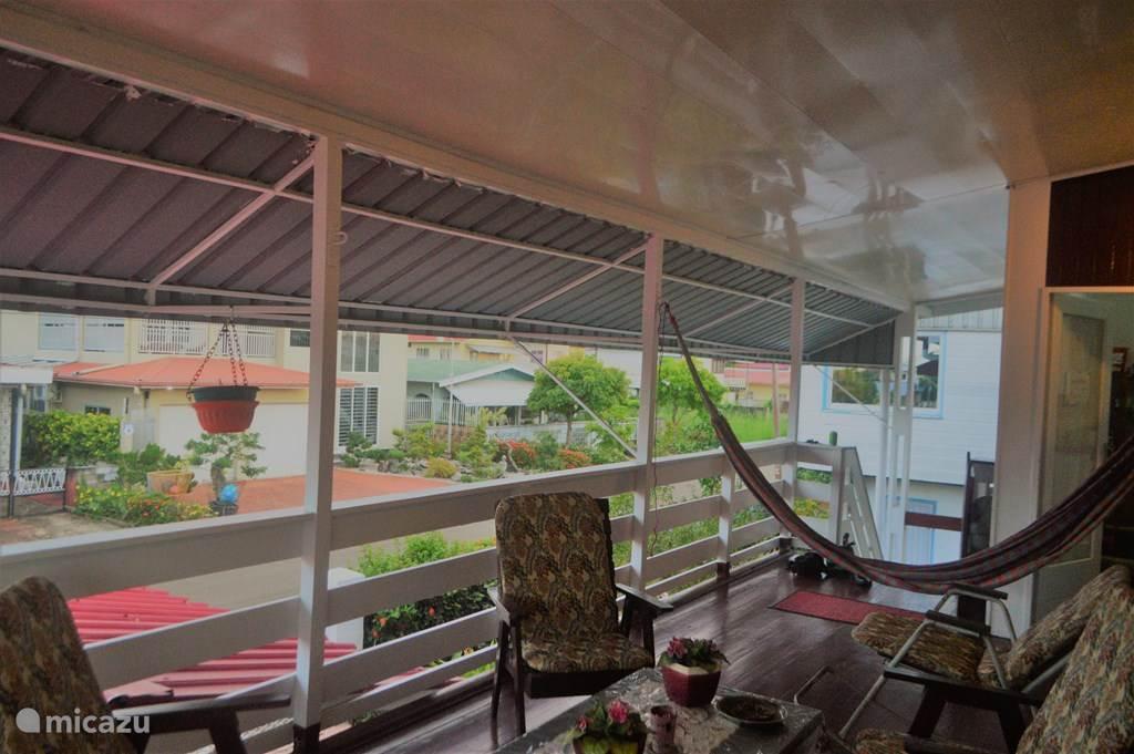 Vakantiehuis Suriname, Paramaribo, Paramaribo Appartement Casa Magdalena(Nabij Centrum)