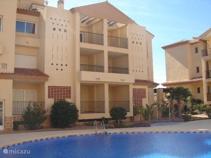 Vakantiehuis Spanje, Costa Blanca, Albir - appartement Casa Invierno