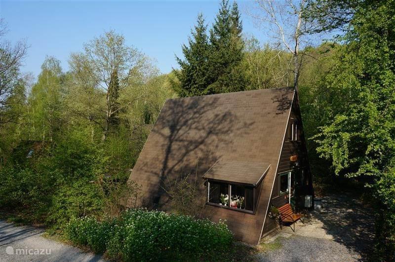 Vakantiehuis België, Ardennen, Durbuy bungalow Sunclass Durbuy-WiFi-met 8,6 score