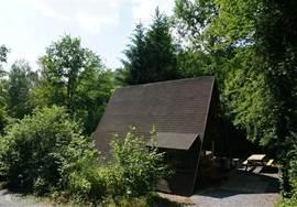 leukardennenhuisje bungalow 177 op kindvriendelijk park
