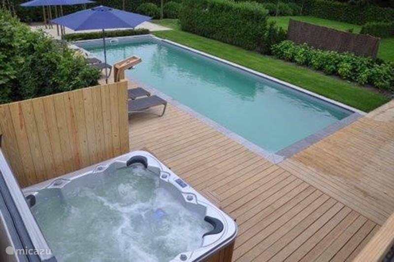 Vakantiehuis België, West-Vlaanderen, Brugge Villa Hemelgoed