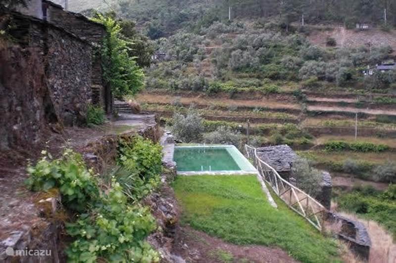 Vakantiehuis Portugal, Beiras, Piódão Gîte / Cottage Foz dos Barreiros