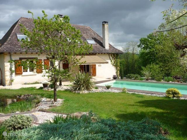 Vacation rental France, Aquitaine, Montignac holiday house Correze