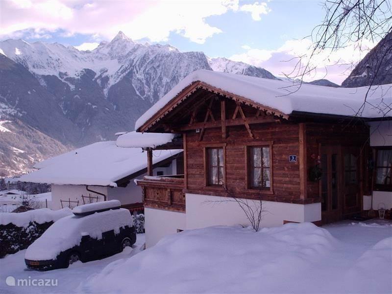 Vakantiehuis Oostenrijk, Tirol, Sautens Vakantiehuis 'Seppl's Ferienhaus' met eigen sauna