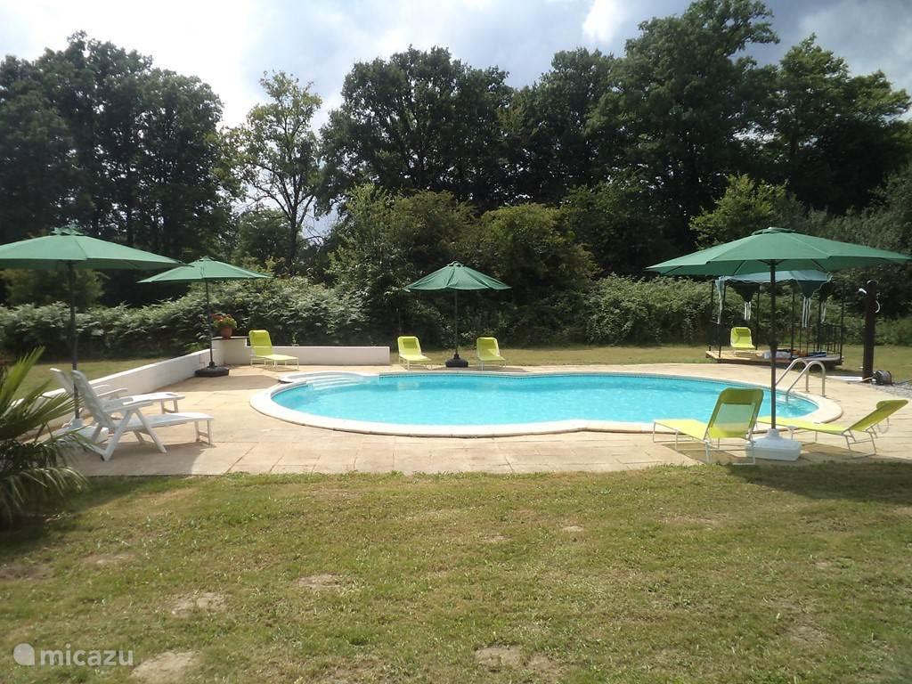 Vacation rental France, Limousin, Corrèze  gîte / cottage Gite de Monarque
