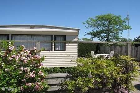 Vacation rental Netherlands, Zeeland, Burgh Haamstede mobile home 1-6 p. vacation mobile home by sea