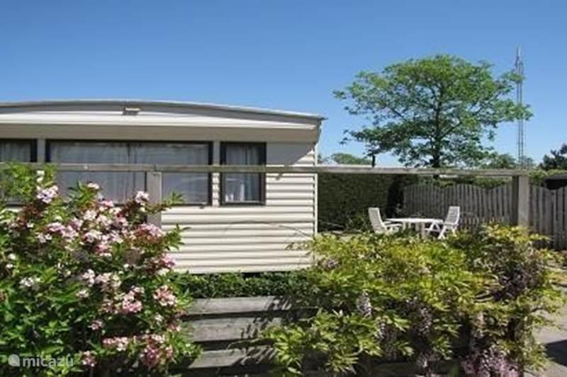 Vakantiehuis Nederland, Zeeland, Burgh Haamstede Stacaravan 1-6 p. vakantie stacaravan aan zee