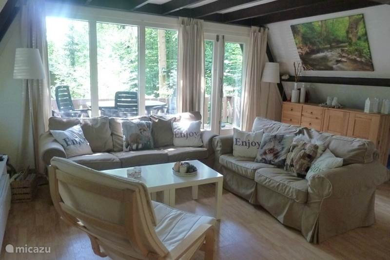 Vakantiehuis België, Ardennen, Durbuy Bungalow Sunclass Durbuy - Huisje 132
