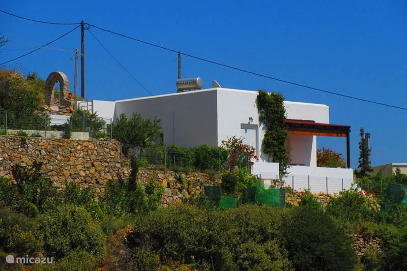 Vakantiehuis Griekenland, Kreta, Mariou Vakantiehuis Vakantiehuis Panorama Kreta