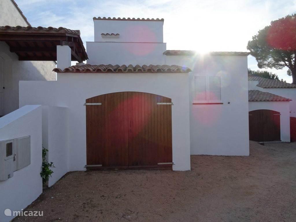 Vakantiehuis Spanje, Costa Brava, Platja de Pals Villa Golfpark