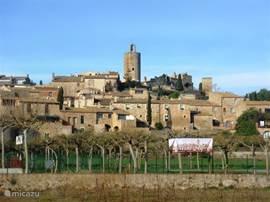 In het pittoreske dorpje Pals zijn sfeervolle restaurantjes en winkeltjes. Dit is zeker een bezoekje waard.