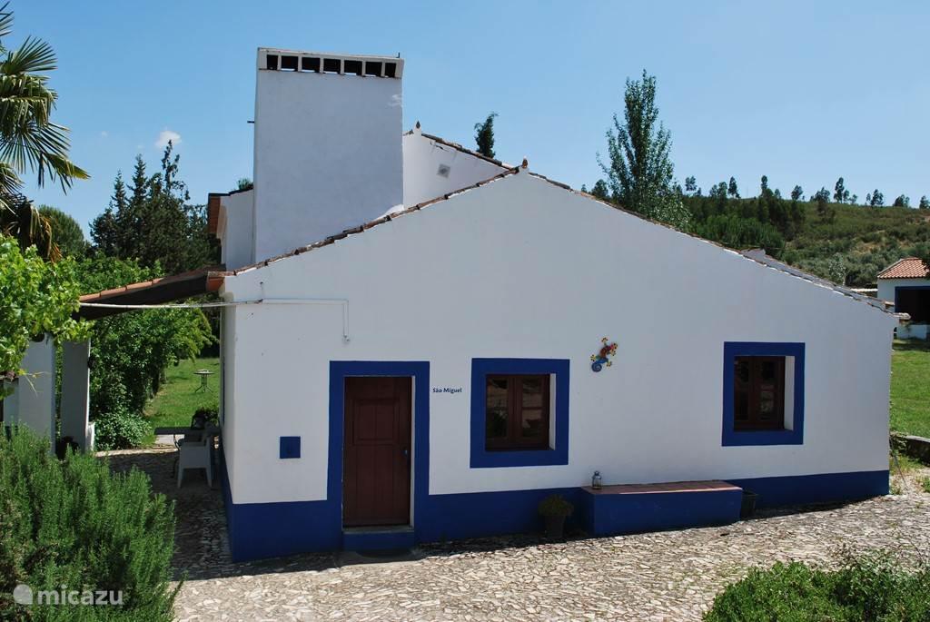 Eingang Casa São Miguel