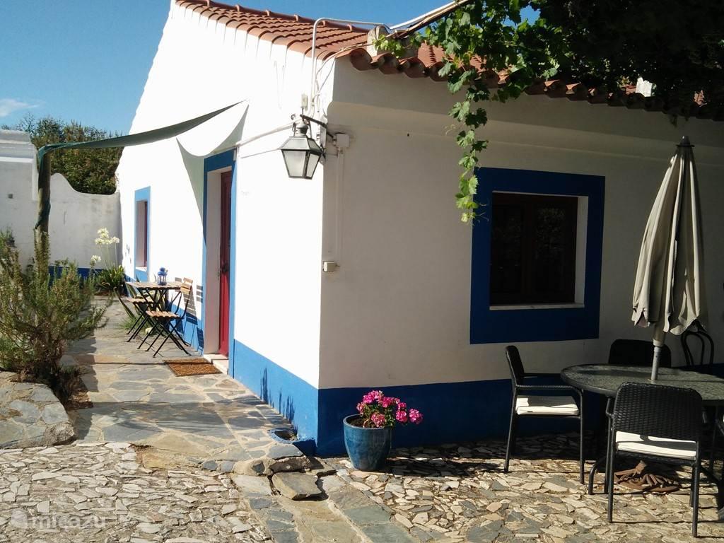 Vakantiehuis Portugal, Alentejo, Vila Viçosa - appartement Casa Terceira - Quinta Alfaval