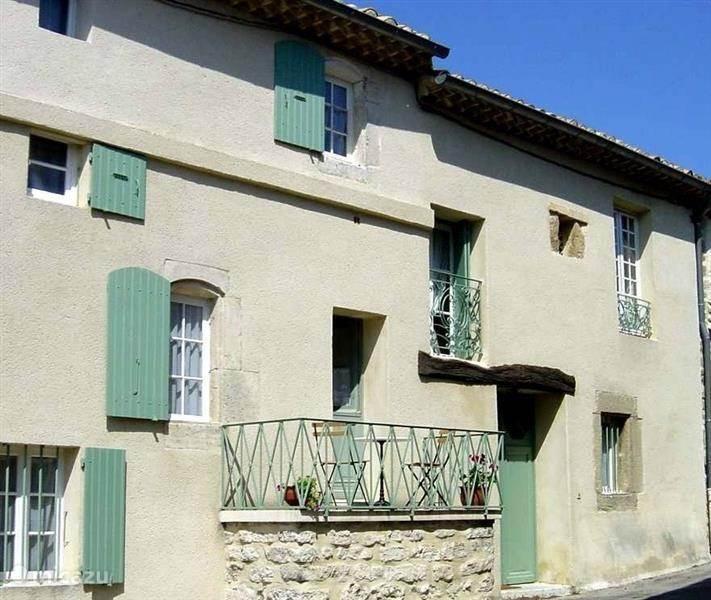Vakantiehuis Frankrijk, Provence, Cairanne - stadswoning La Maison de Vanessa