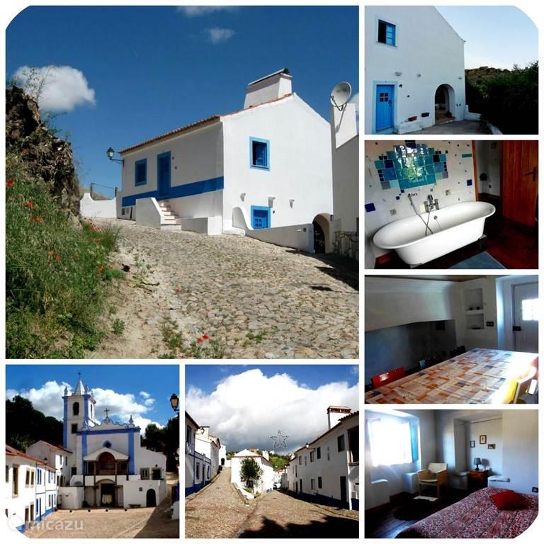 Vakantiehuis Portugal, Alentejo, Montemor-O-Novo - vakantiehuis Casa das Andorinhas
