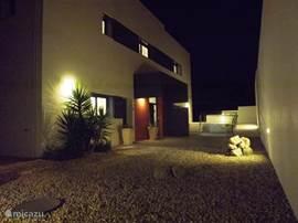 Casa Ceedina by night