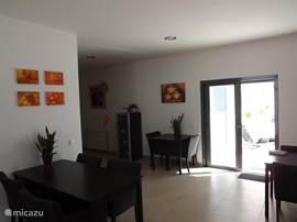 Casa Ceedina gezamelijke ruimte