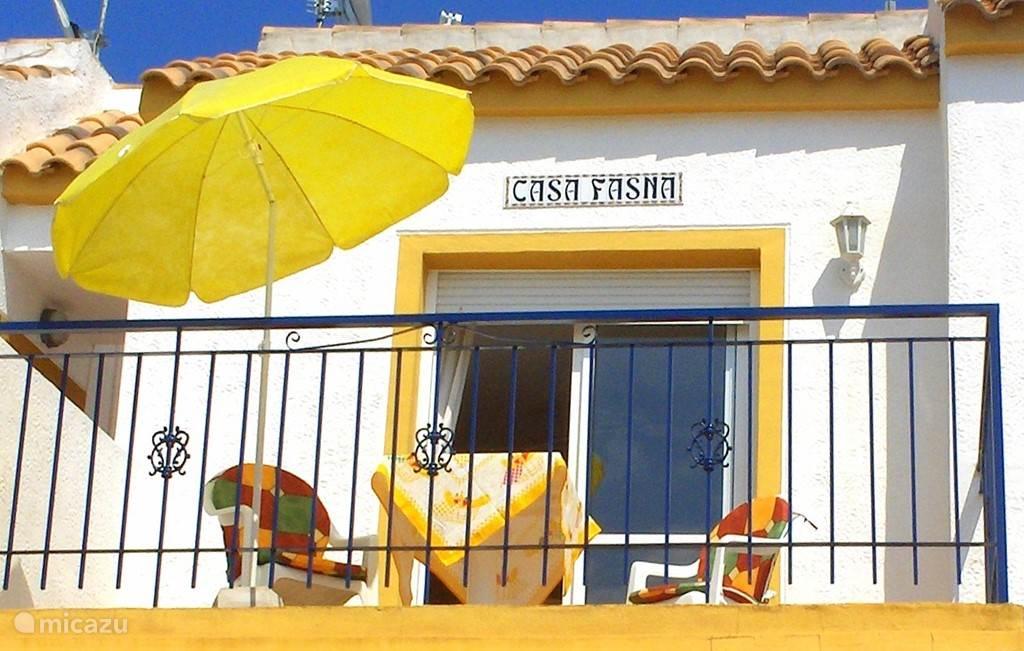 Vakantiehuis Spanje, Costa Blanca, Torrevieja - appartement Casa Fasna