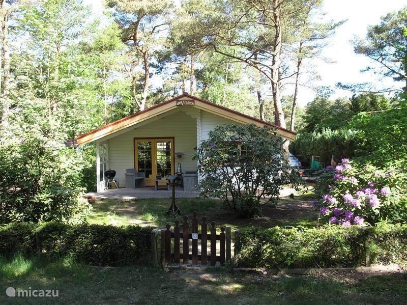 Vakantiehuis Nederland, Gelderland, Ermelo Blokhut / Lodge de viking