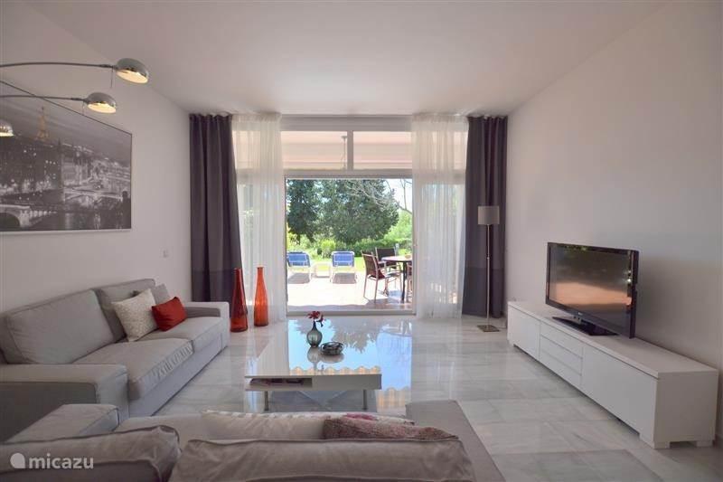 Vakantiehuis Spanje, Costa del Sol, Marbella - geschakelde woning Casa M&M - Zon, zee, rust en golf