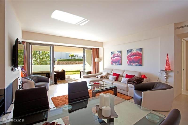 Vakantiehuis Spanje, Costa del Sol, Marbella Appartement Alanda Los Flamingos