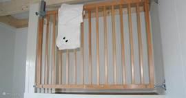 In slaapkamer 3 treft u ook het kinderledikant.
