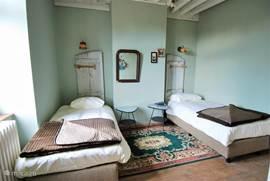 een van de 5 slaapkamers 2 van de 5 ruime slaapkamers hebben ook een zitkamer functie