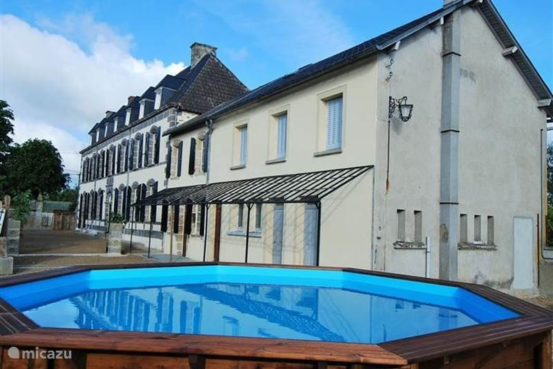 Vakantiehuis Frankrijk, Puy-de-Dôme, Saint-Priest-des-Champs Vakantiehuis Gites de la Cascade