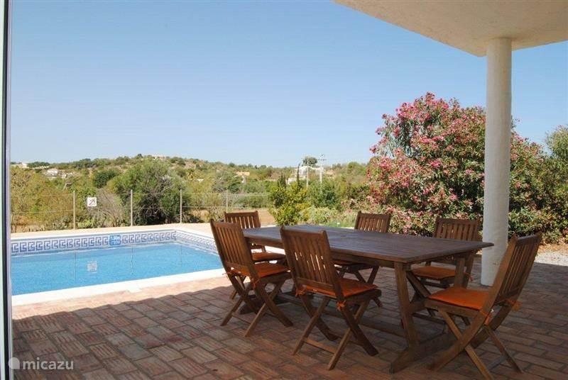 Vakantiehuis Portugal, Algarve, Moncarapacho Villa Casa Laranja Villa Bonthe