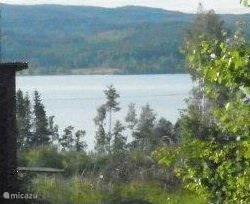 Uitzicht op Lakenesjö