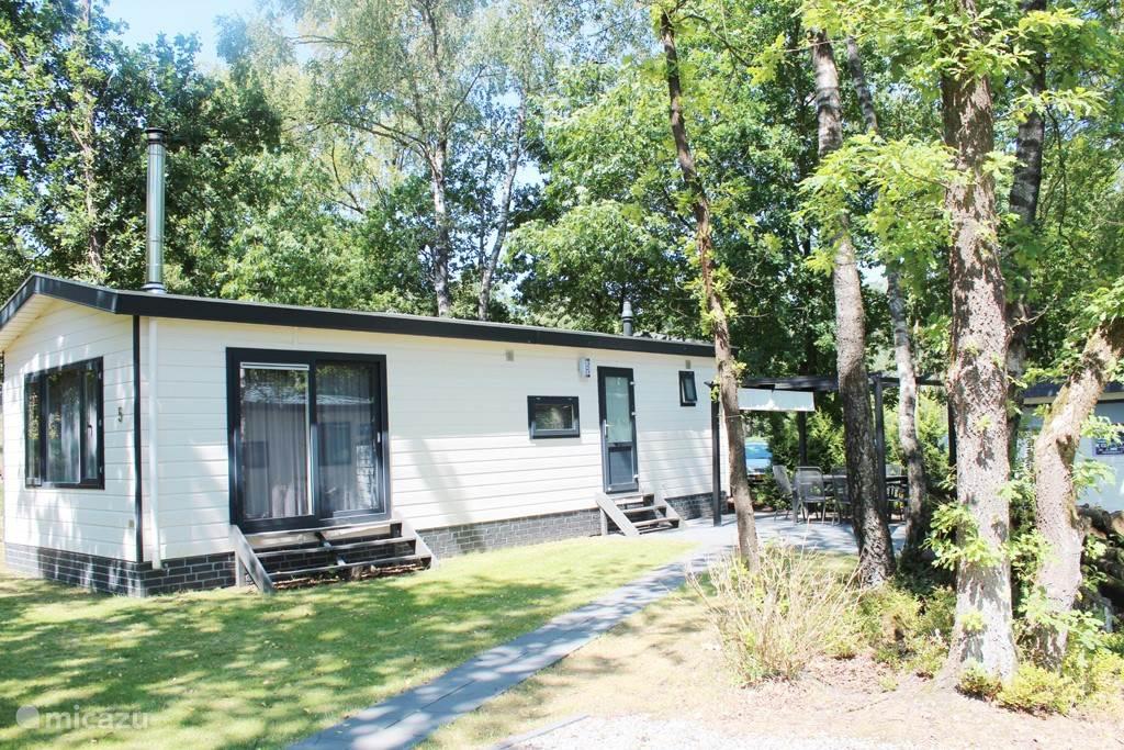 Vakantiehuis Nederland, Gelderland, Hoenderloo bungalow Sfeervolle BosBungalow 5