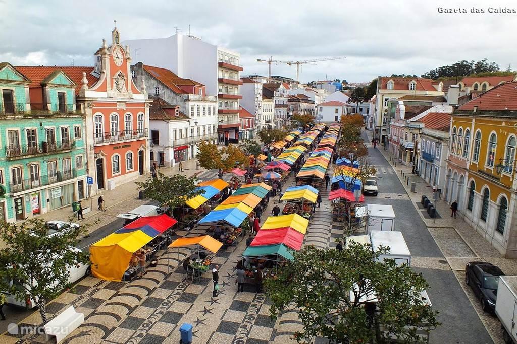 Groente en Fruitmarkt Caldas da Rainha