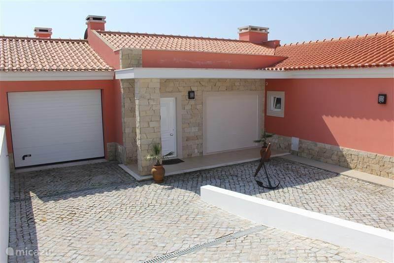 Vakantiehuis Portugal, Costa de Prata, Caldas Da Rainha - villa Casa do Marinheiro